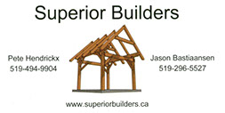 Superior Builders Grand Bend - Construction and Renovation